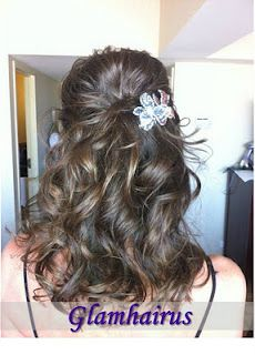 Hair and Hair Accessory by Gina of Glamhairus