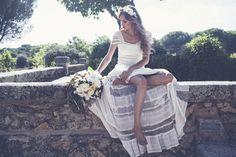 Un vestido de novia lleno de encajes | La ChampaneraLa Champanera