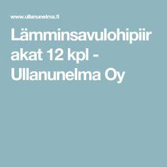 Lämminsavulohipiirakat 12 kpl - Ullanunelma Oy