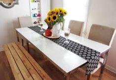 Resultado de imagen para como decorar una mesa para fiesta con telas tutoriales