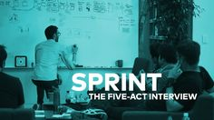 One of the hardest things about business is how to figure out whether your ideas will succeed in the market. We created the sprint process to give companies ...