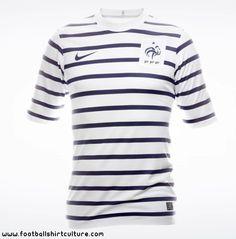 France Away Kit 2011