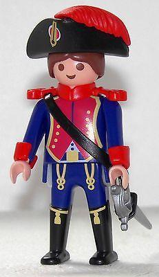 FRANZOSE HUSAR DRAGONER Playmobil zu Garde Soldat Napoleon vs. Rotröcke - 1507