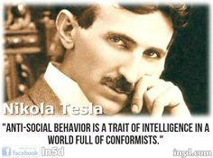 Tesla..... A true MGTOW model.