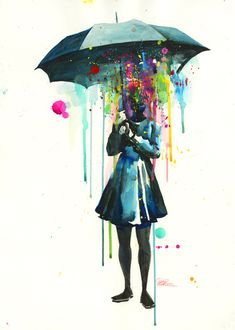 RAINY by lora-zombie.deviantart.com on @deviantART