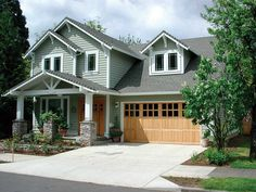 Plan 6903AM: Craftsman Home Plan with Bonus Room