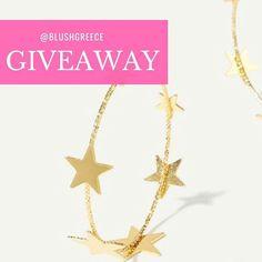 BLUSHGREECE (@blushgreece) • Φωτογραφίες και βίντεο στο Instagram Giveaways, Gold Necklace, Instagram, Jewelry, Gold Pendant Necklace, Jewlery, Jewerly, Schmuck, Jewels