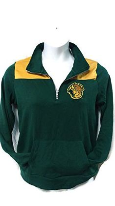 Victoria's Secret PINK Collegiate Collection North Dakota State Quarter Zip Sweatshirt Small