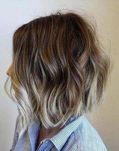 34 Best Hair Colors for Short to Medium Hair 2018