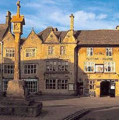 Stow-on-the-Wold, Cotswolds ~ stayed nearby with friends at the Lygon Arms Inn in Broadway. This is such a charming, beautiful area not far from London  CLICK THROUGH for a description of the area.