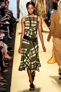 Michael Kors Spring 2012 RTW - Review - Vogue