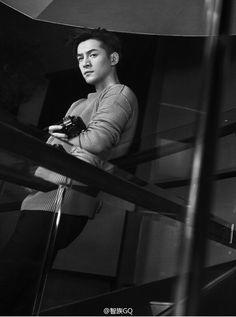 HU GE胡歌-CHINESE ACTOR (2015) PHOTOGRAPHER- LI QI李奇