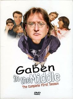 gaben in the middle