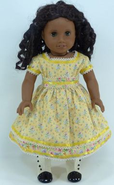 18 Inch Doll Clothing for American Girl Dolls  A by KBDollDesigns