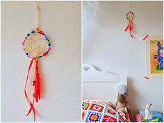 Mood Kids dream catcher craft