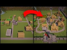 In this video i show you how to transform a Villager Village Blacksmith! if you want to see more stuff like th Minecraft blueprints Minecraft Minecraft designs
