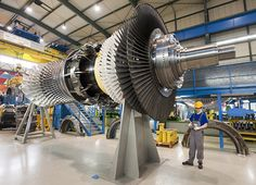 Another success for Siemens #powerplant technology in South Korea. (Image: #Siemens AG)