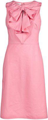 ShopStyle: Valentino bow a-line dress