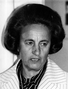Elena Ceausescu - Wife of Romanian brutal dictator Nicolae Ceausescu, she had an unfortunate encounter with a firing squad Mafia, Natural Born Killers, Evil People, Criminology, Criminal Minds, Serial Killers, True Crime, Mug Shots, Guys