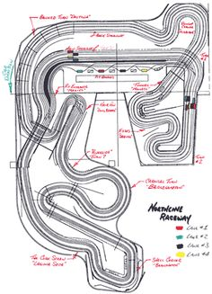Professor Motor Slot Car Racing and SlotCars Saline Michigan