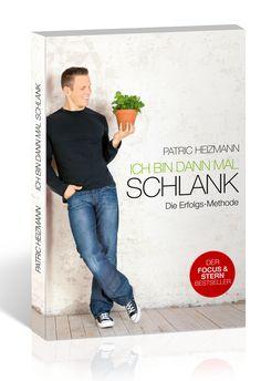 """""""Ich bin dann mal schlank - Die Erfolgs-Methode"""", von Bestseller-Autor Patric Heizmann ist ein wirksamer Weg zur gesunden Ernährungsumstellung ohne Diät-Stress und Punktezählen. Jahresbestseller, mit vielen leckeren Rezepten. ISBN 9783932908569, überall im Buchhandel, auch bei Amazon: http://www.amazon.de/Ich-bin-dann-mal-schlank/dp/3932908562"""