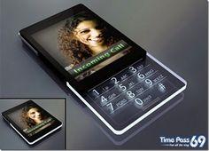 Future technology Phones of future