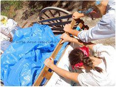 Little Dove Creations: pioneer trek: tips and tricks