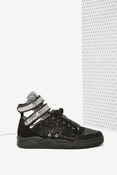 Chiara Ferragni Cameron High-Top Sneaker | Shop Shoes at Nasty Gal!