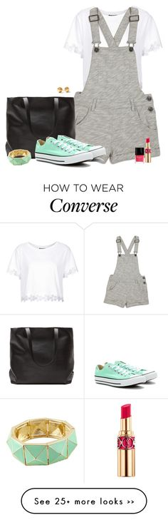 """bright converse"" by anamfs on Polyvore"