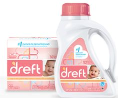 $2 off Dreft Laundry Detergent Mailed Coupon on http://hunt4freebies.com/coupons