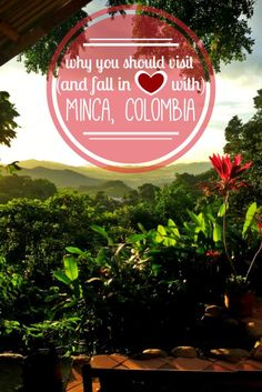 The tiny town of Minca, Colombia is off the beaten path. It's not on the typical gringo backpacker trail, but it should be! Find out why you should take the trip from Cartagena or Santa Marta to visit Minca.
