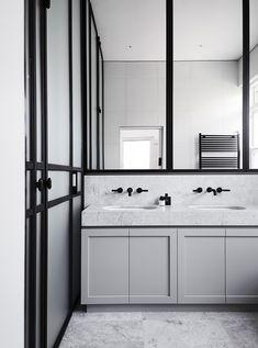 Steel.Clean.Bathroom #BathroomToilets