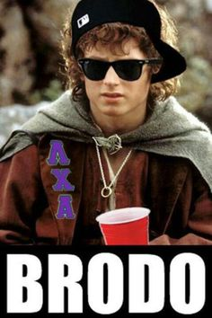 Brodo Swaggins And The Fellowship Of The Bling 77 best That's Disgust...