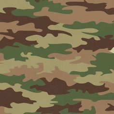 Camouflage - 12x12 Scrapbooking Paper