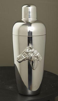 Beautiful cocktail shaker