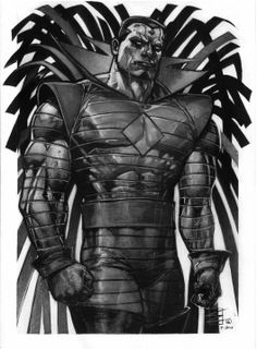 Mr. Sinister : By Eddy Newell