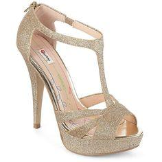 Olsenboye Farrow High-Heel Sandal found on Polyvore