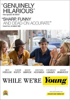 While We're Young, Movie on DVD, Comedy