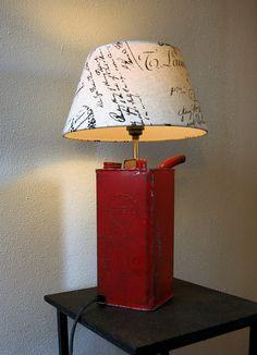 Handboor Lamp Tafellamp Sfeerverlichting Bureaulamp