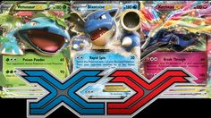 A new expansion is underway for the Pokémon X and Y Trading Card Game.