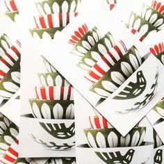 NEW Set of 10 Cathrineholm Lotus & Hanova by NewSwedenVintage
