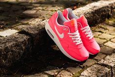 """Nike Air Max 1 Premium QS GS """"Hyper Punch"""""""