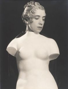Elsa Schiaparelli by Man Ray