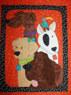 dog quilt patterns - Yahoo Image Search Results