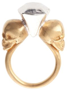 Gisele Ganne Mourning ring