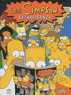 La suites des aventures de la famille Simpson !