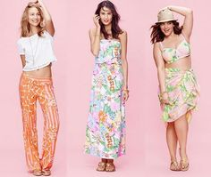 #LillyForTarget Look Book || Lilly Pulitzer || Monogrammed Magnolias