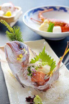 渡月亭 季節の料理2 | Osamu Yamazaki | Flickr