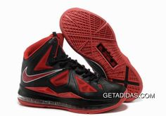 brand new 8d40a 13054 Nike Lebron 10 Black Red TopDeals, Price   87.03 - Adidas Shoes,Adidas  Nmd,Superstar,Originals