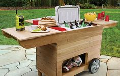 Summer Fun with the RYOBI Party Station - Dukes and Duchesses